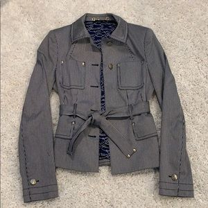 100% Authentic Gucci Jacket with belt - 2006